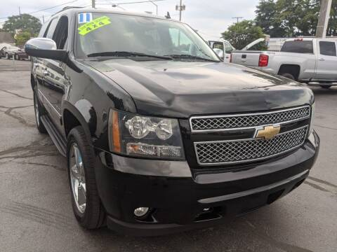 2011 Chevrolet Tahoe for sale at GREAT DEALS ON WHEELS in Michigan City IN