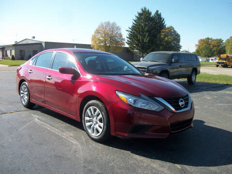 2018 Nissan Altima for sale at USED CAR FACTORY in Janesville WI