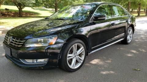 2013 Volkswagen Passat for sale at Chris Motors in Decatur GA