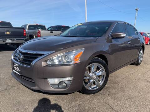 2014 Nissan Altima for sale at Superior Auto Mall of Chenoa in Chenoa IL
