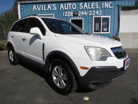 2008 Saturn Vue for sale at Avilas Auto Sales Inc in Burien WA