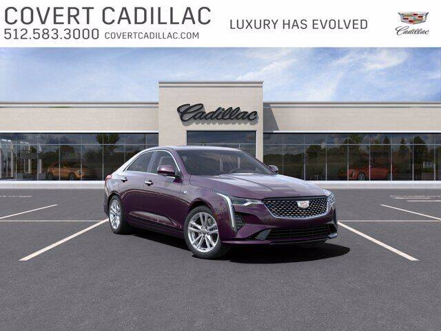 2021 Cadillac CT4 for sale in Austin, TX