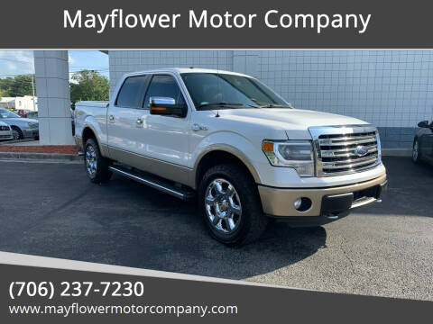 2014 Ford F-150 for sale at Mayflower Motor Company in Rome GA
