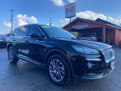 2020 Lincoln Corsair for sale at HUFF AUTO GROUP in Jackson MI