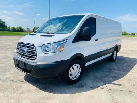 2017 Ford Transit Cargo for sale at AUTO DIRECT Bellaire in Houston TX