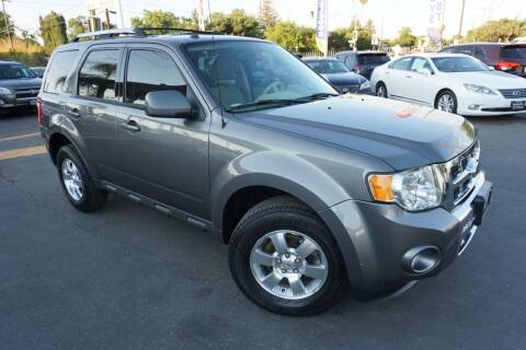 2012 Ford Escape for sale at Industry Motors in Sacramento CA