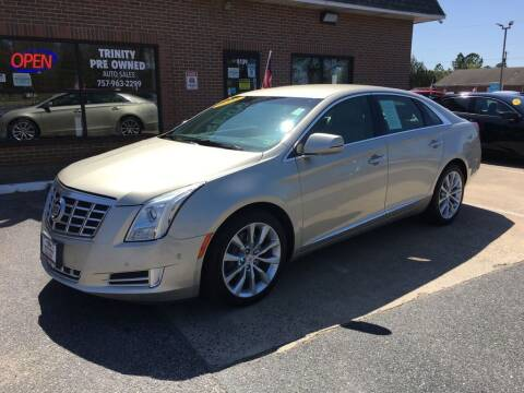 2015 Cadillac XTS for sale at Bankruptcy Car Financing in Norfolk VA