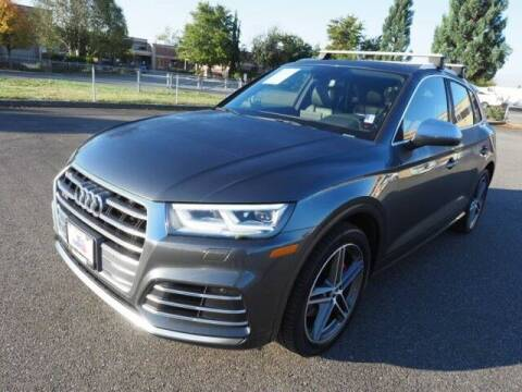 2018 Audi SQ5 for sale at Karmart in Burlington WA