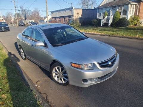 2008 Acura TSX for sale at Kensington Family Auto in Kensington CT