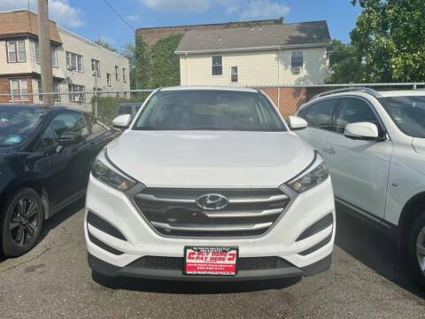 2018 Hyundai Tucson for sale at Buy Here Pay Here Auto Sales in Newark NJ