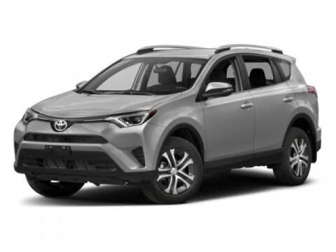 2017 Toyota RAV4 for sale at JEFF HAAS MAZDA in Houston TX