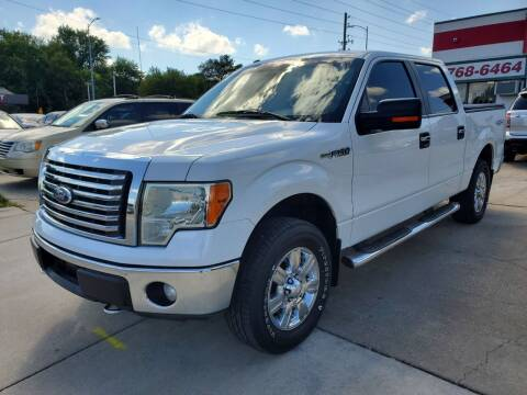 2011 Ford F-150 for sale at Quallys Auto Sales in Olathe KS