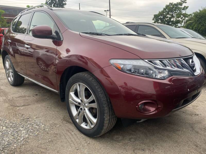 2009 Nissan Murano for sale at Philadelphia Public Auto Auction in Philadelphia PA