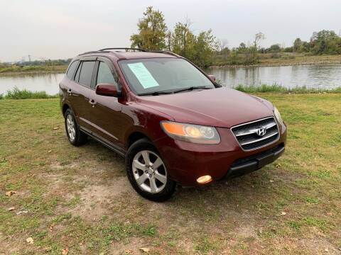 2007 Hyundai Santa Fe for sale at Ace's Auto Sales in Westville NJ