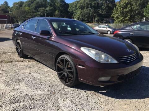 2002 Lexus ES 300 for sale at Certified Motors LLC in Mableton GA