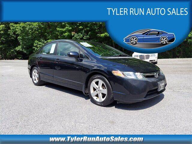 2007 Honda Civic for sale at Tyler Run Auto Sales in York PA