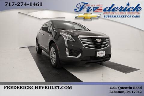 2018 Cadillac XT5 for sale at Lancaster Pre-Owned in Lancaster PA