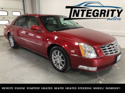 2011 Cadillac DTS for sale at Integrity Motors, Inc. in Fond Du Lac WI