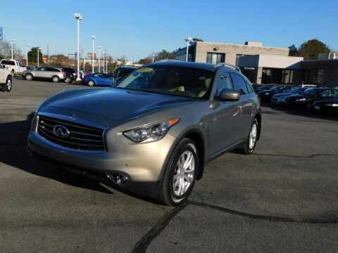 2013 Infiniti FX37 for sale at Paniagua Auto Mall in Dalton GA