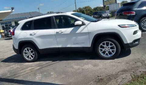 2014 Jeep Cherokee for sale at Cars East in Columbus OH