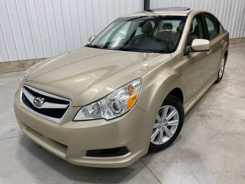 2010 Subaru Legacy for sale at EUROPEAN AUTOHAUS, LLC in Holland MI