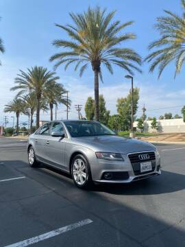 2011 Audi A4 for sale at Worldwide Auto Group in Riverside CA