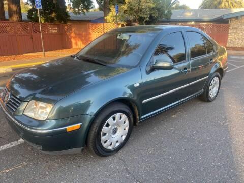 2004 Volkswagen Jetta for sale at ZaZa Motors in San Leandro CA