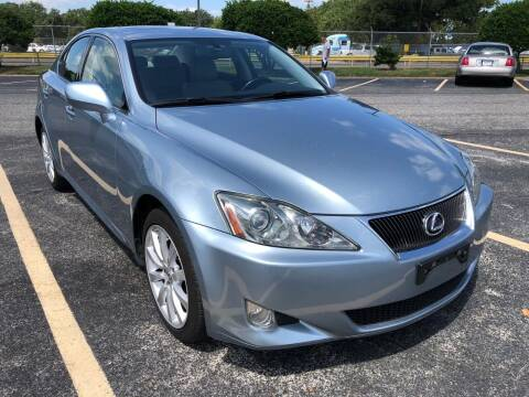2008 Lexus IS 250 for sale at KAYALAR MOTORS in Houston TX