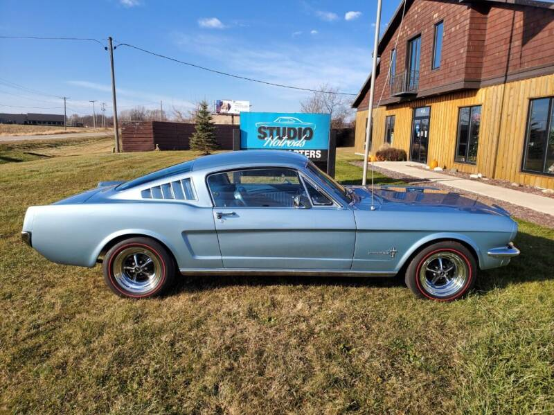 1965 Ford Mustang for sale at Studio Hotrods in Richmond IL