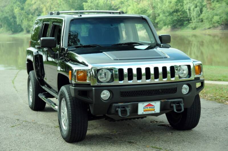 2006 HUMMER H3 for sale at Auto House Superstore in Terre Haute IN