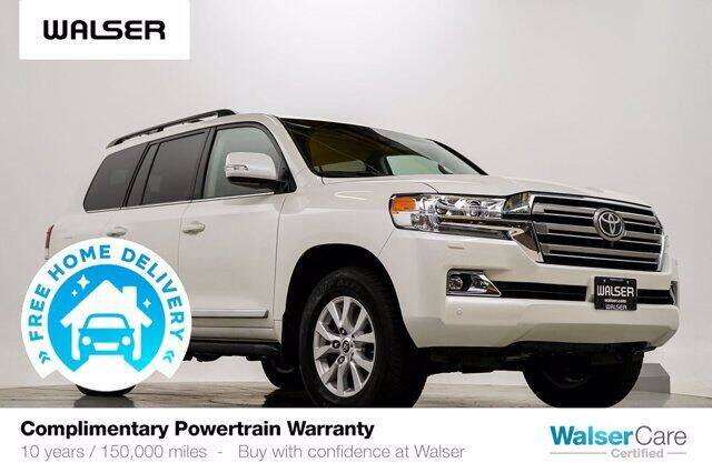Used Toyota Land Cruiser For Sale In Minnesota Carsforsale Com