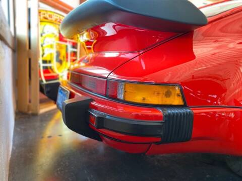 1984 Porsche TURBO for sale at PARKHAUS1 in Miami FL