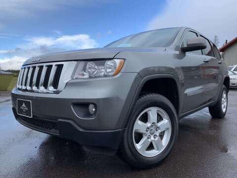 2012 Jeep Grand Cherokee for sale at LUXURY IMPORTS in Hermantown MN