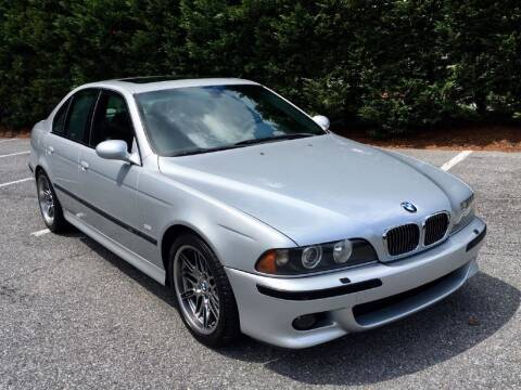 2003 BMW M5 for sale at Limitless Garage Inc. in Rockville MD