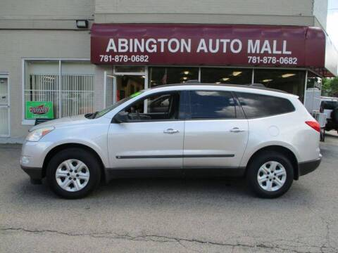 2009 Chevrolet Traverse for sale at Abington Auto Mall LLC in Abington MA