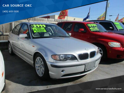 2004 BMW 3 Series for sale at CAR SOURCE OKC in Oklahoma City OK