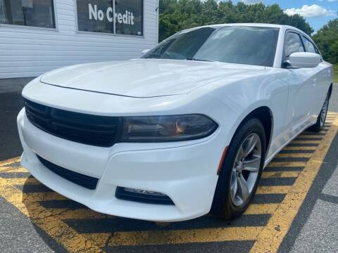 2016 Dodge Charger for sale at Auto America - Monroe in Monroe NC