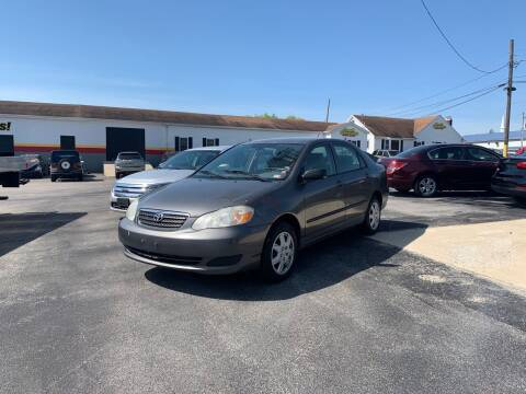 2007 Toyota Corolla for sale at Credit Connection Auto Sales Dover in Dover PA
