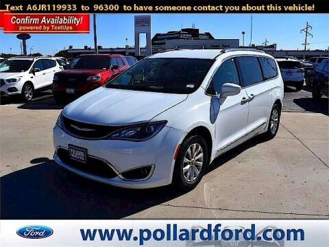 2018 Chrysler Pacifica for sale at South Plains Autoplex by RANDY BUCHANAN in Lubbock TX