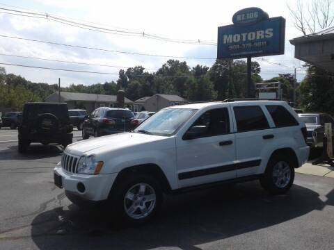 2005 Jeep Grand Cherokee for sale at Route 106 Motors in East Bridgewater MA