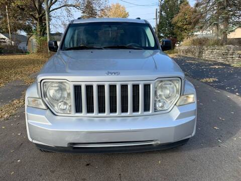 2008 Jeep Liberty for sale at Via Roma Auto Sales in Columbus OH
