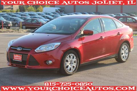 2012 Ford Focus for sale at Your Choice Autos - Joliet in Joliet IL