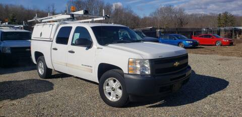 2010 Chevrolet Silverado 1500 Hybrid for sale at Last Frontier Inc in Blairstown NJ
