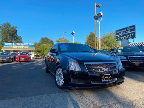 2010 Cadillac CTS for sale at Save Auto Sales in Sacramento CA