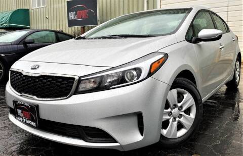 2017 Kia Forte for sale at Haus of Imports in Lemont IL