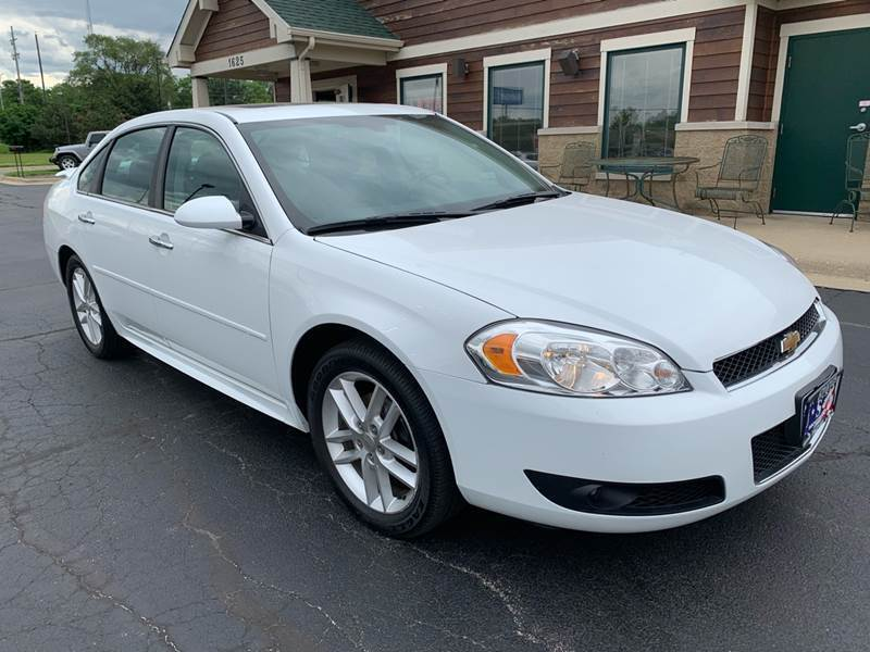 2014 Chevrolet Impala Limited for sale at Auto Outlets USA in Rockford IL