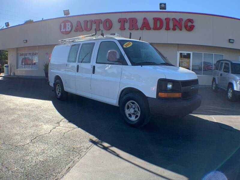 2007 Chevrolet Express Cargo for sale at LB Auto Trading in Orlando FL