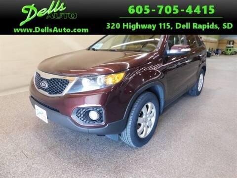 2013 Kia Sorento for sale at Dells Auto in Dell Rapids SD