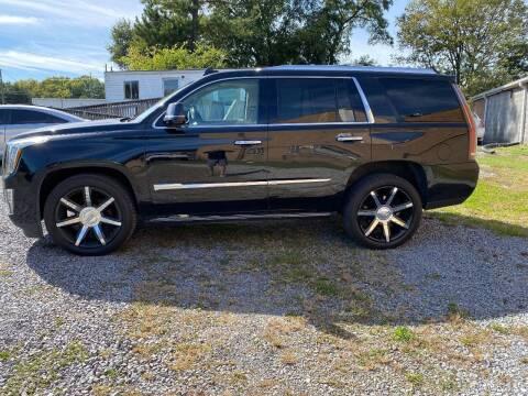 2016 Cadillac Escalade for sale at Jake's Enterprise and Rental LLC in Dalton GA