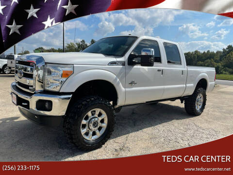 2014 Ford F-350 Super Duty for sale at TEDS CAR CENTER in Athens AL